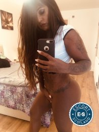 Double Pleasure is a very popular Colombian Escort in Glasgow City Centre