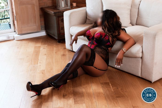 Meet the beautiful Ebony Candy in Prestwick  with just one phone call