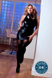 Spend some time with Severe Mistress Luna in Glasgow City Centre; you won't regret it