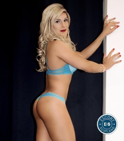 TV Dinna Ferrary is a hot and horny Portuguese escort from Falkirk Town, Falkirk