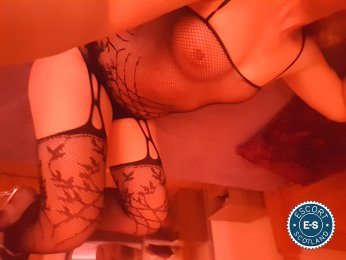Meet Larissa in Glasgow City Centre right now!