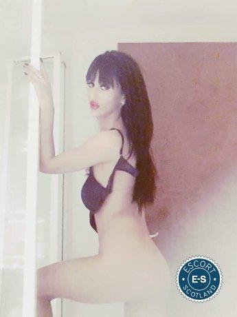 Elvira23 is a sexy Greek escort in Edinburgh