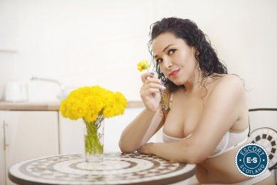 Spend some time with Erika Morales in Dundee; you won't regret it