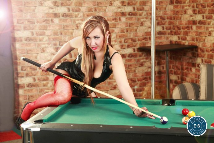Slut Lilly Fire is a hot and horny Italian escort from Aberdeen