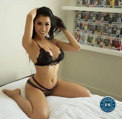 Adora is a super sexy Italian escort in Glasgow City Centre, Glasgow