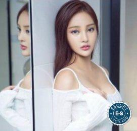 Anna is a super sexy Chinese Escort in Aberdeen