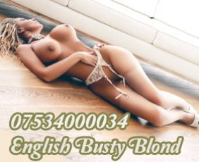 Book a meeting with Elite English Blonde in Glasgow City Centre today